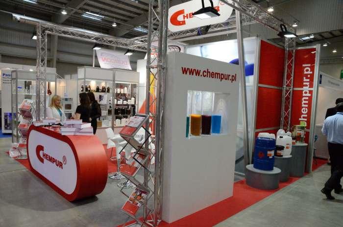 XV Międzynarodowych Targów Analityki i Techniki Pomiarowej EuroLab. Firma Chempur